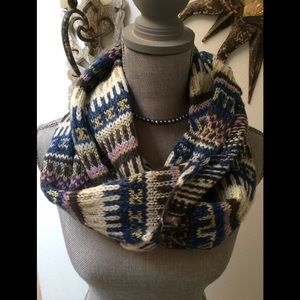 NWT! Charming Charlie's Infinity Scarf